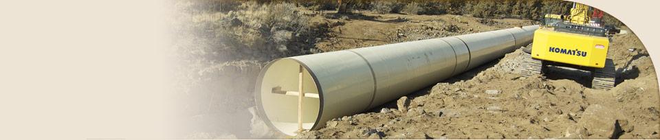 Juniper Ridge Irrigation Hydroelectric Pipeline